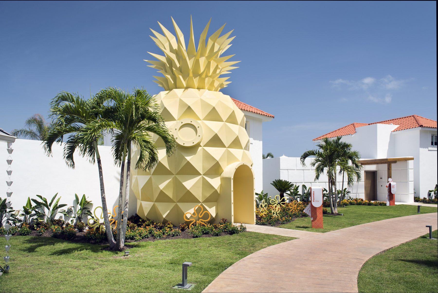 Pineapple Villa bij Nickelodeon Hotels & Resorts Punta Cana