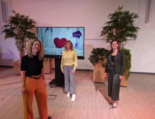 Hospitality Talk: het 4P-model van het Prinses Máxima Centrum
